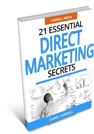 DIRECT MARKETING IN THE UK - 21 SECRETS OF A SUCCESSFUL DIRECT MARKETING COMPANY