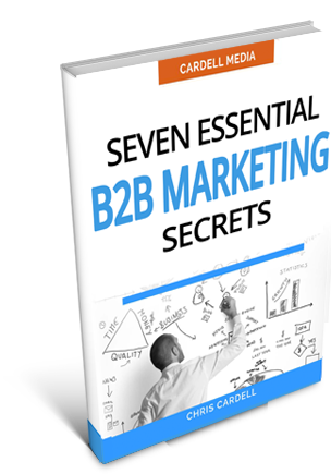 BUSINESS TO BUSINESS MARKETING - SEVEN ESSENTIAL B2B MARKETING STRATEGIES