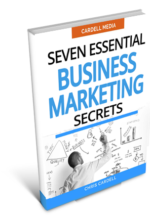 BUSINESS MARKET RESEARCH - SEVEN ESSENTIAL BUSINESS MARKETING STRATEGIES