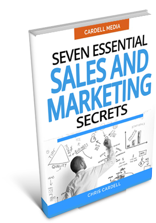 SALES IDEAS - SEVEN ESSENTIAL SALES AND MARKETING STRATEGIES