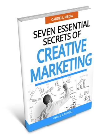 SEVEN ESSENTIAL SECRETS OF CREATIVE MARKETING