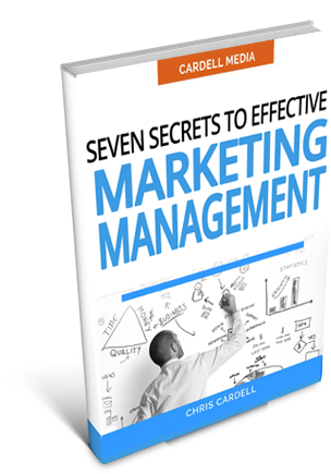 STRATEGIC MARKETING MANAGEMENT - SEVEN STRATEGIES FOR EFFECTIVE MARKETING MANAGEMENT