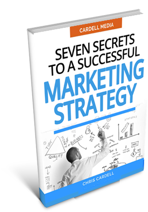 WRITING A MARKETING STRATEGY - SEVEN KEY ELEMENTS OF A SUCCESSFUL MARKETING STRATEGY