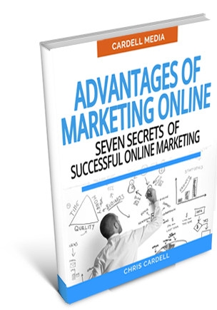 ADVANTAGES OF MARKETING ONLINE - SEVEN SECRETS OF SUCCESSFUL ONLINE MARKETING