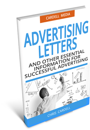ADVERTISING LETTERS - AND OTHER ESSENTIAL INFORMATION FOR SUCCESSFUL ADVERTISING