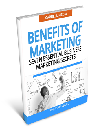 BENEFITS OF MARKETING - SEVEN ESSENTIAL BUSINESS MARKETING SECRETS