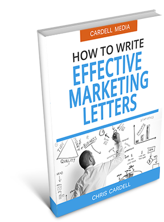 MARKETING COVER LETTER - HOW TO WRITE EFFECTIVE MARKETING LETTERS