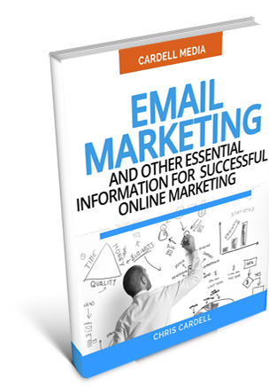 EMAIL MARKETING - AND OTHER ESSENTIAL INFORMATION FOR SUCCESSFUL ONLINE MARKETING