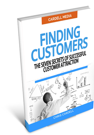 FINDING CUSTOMERS - THE SEVEN SECRETS OF SUCCESSFUL CUSTOMER ATTRACTION