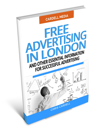 FREE ADVERTISING IN LONDON - AND OTHER ESSENTIAL INFORMATION FOR SUCCESSFUL ADVERTISING