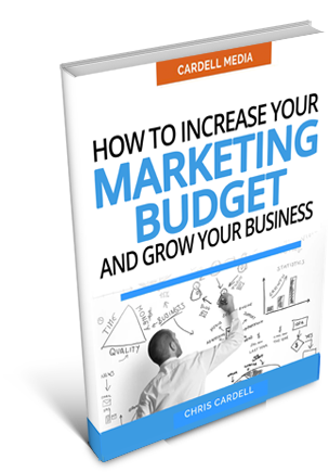 A MARKETING BUDGET TEMPLATE - HOW TO INCREASE YOUR MARKETING BUDGET AND GROW YOUR BUSINESS