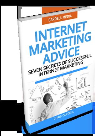 INTERNET MARKETING ADVICE - SEVEN SECRETS OF SUCCESSFUL INTERNET MARKETING