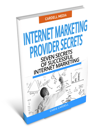 INTERNET MARKETING PROVIDER SECRETS - SEVEN SECRETS OF SUCCESSFUL INTERNET MARKETING