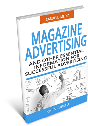 MAGAZINE ADVERTISING - AND OTHER ESSENTIAL INFORMATION FOR SUCCESSFUL ADVERTISING