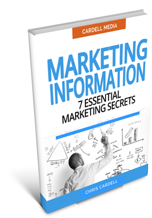 THE SEVEN ESSENTIAL INFORMATION MARKETING SECRETS