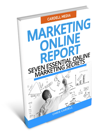 MARKETING ONLINE REPORT - SEVEN ESSENTIAL ONLINE MARKETING SECRETS