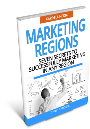 MARKETING REGIONS - SEVEN SECRETS TO SUCCESSFUL MARKETING IN ANY REGION