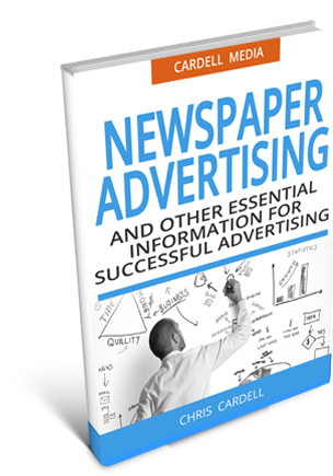 NEWSPAPER ADVERTS - AND OTHER ESSENTIAL INFORMATION FOR SUCCESSFUL ADVERTISING
