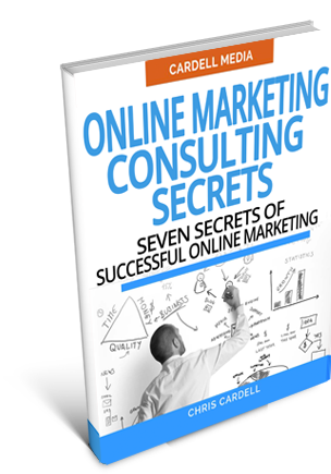 ONLINE MARKETING CONSULTING SECRETS - SEVEN SECRETS OF SUCCESSFUL ONLINE MARKETING