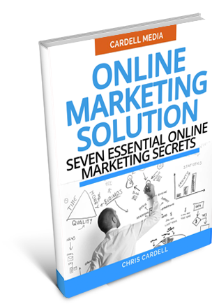 ONLINE MARKETING SOLUTION - SEVEN ESSENTIAL ONLINE MARKETING SECRETS