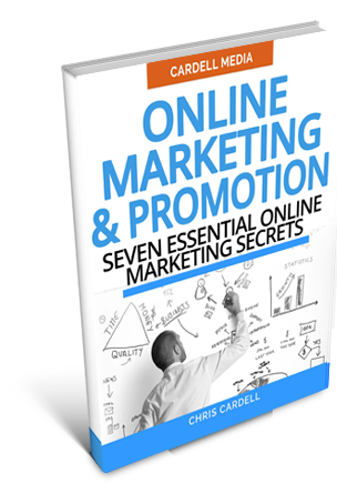 ONLINE MARKETING AND PROMOTION - SEVEN ESSENTIAL ONLINE MARKETING SECRETS