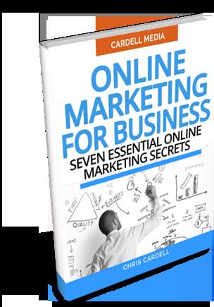 ONLINE MARKETING FOR BUSINESS - SEVEN ESSENTIAL ONLINE MARKETING SECRETS