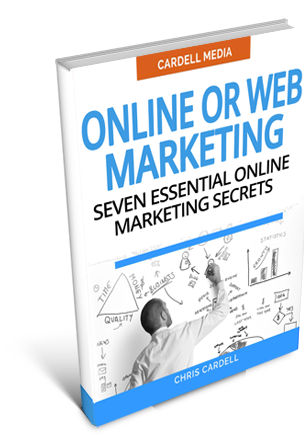 ONLINE OR WEB MARKETING - SEVEN ESSENTIAL ONLINE MARKETING SECRETS