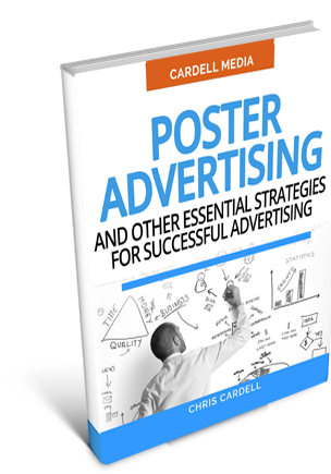 POSTER ADVERTISING - AND OTHER ESSENTIAL STRATEGIES FOR SUCCESSFUL ADVERTISING