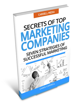 STRATEGIES OF LONDON MARKETING COMPANIES - SEVEN STRATEGIES FOR SUCCESSFUL MARKETING