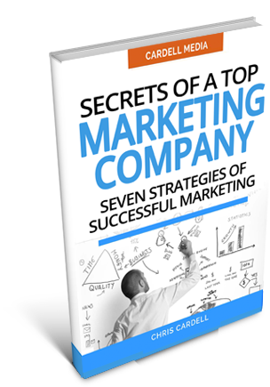SECRETS OF A TOP MARKETING COMPANY - SEVEN STRATEGIES OF SUCCESSFUL MARKETING