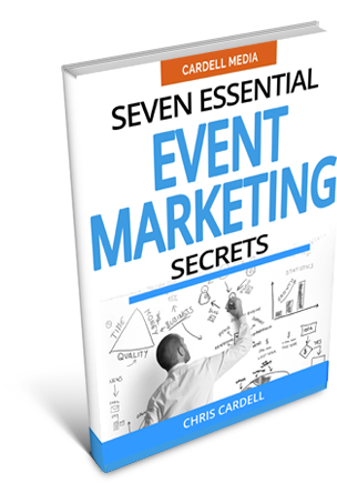 MARKETING EVENTS - SEVEN ESSENTIAL EVENT MARKETING STRATEGIES