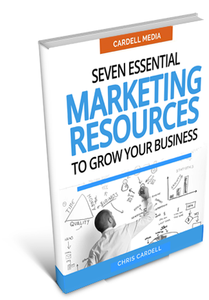 SEVEN ESSENTIAL MARKETING RESOURCES TO GROW YOUR BUSINESS