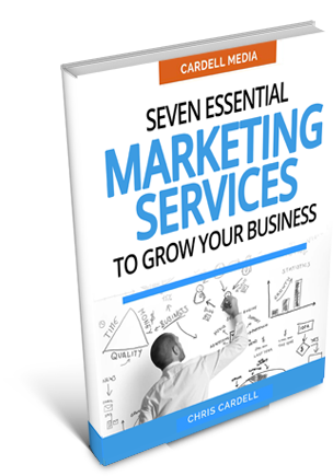 SEVEN ESSENTIAL MARKETING SERVICES TO GROW YOUR BUSINESS