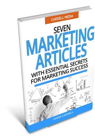SEVEN MARKETING ARTICLES WITH ESSENTIAL SECRETS FOR MARKETING SUCCESS
