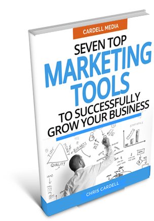 SEVEN TOP MARKETING TOOLS TO SUCCESSFULLY GROW YOUR BUSINESS