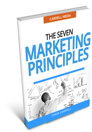 THE CONCEPT AND PRINCIPLES OF MARKETING - THE SEVEN ESSENTIAL MARKETING MANAGEMENT PRINCIPLES