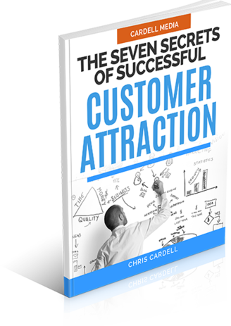 GETTING CUSTOMERS IN THE DOOR - SEVEN STRATEGIES OF SUCCESSFUL CUSTOMER ATTRACTION