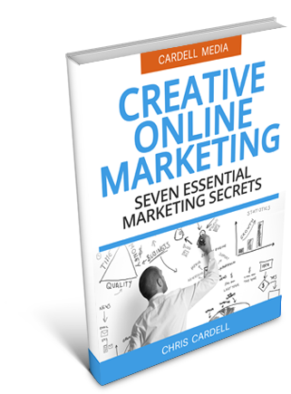 CREATIVE ONLINE MARKETING SITES - SEVEN ESSENTIAL MARKETING SECRETS