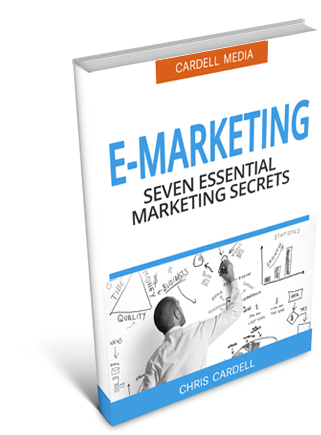 E MARKETING - SEVEN ESSENTIAL ONLINE MARKETING SECRETS