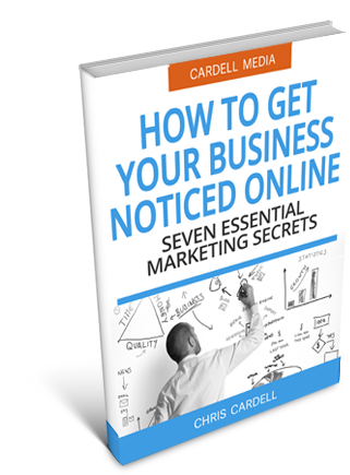 HOW TO GET YOUR BUSINESS NOTICED ON INTERNET - SEVEN ESSENTIAL MARKETING SECRETS