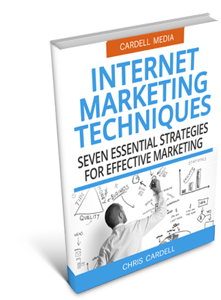 INTERNET MARKETING TECHNIQUES - SEVEN ESSENTIAL STRATEGIES FOR EFFECTIVE MARKETING