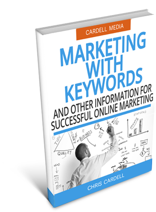 TRY DIFFERENT KEYWORDS - AND OTHER ESSENTIAL INFORMATION FOR SUCCESSFUL ONLINE MARKETING