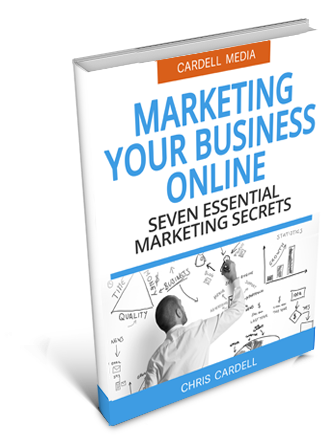 MARKETING YOUR BUSINESS ONLINE - SEVEN ESSENTIAL MARKETING SECRETS
