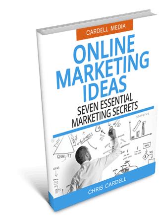 WEBSITE MARKETING IDEAS - SEVEN ESSENTIAL MARKETING SECRETS