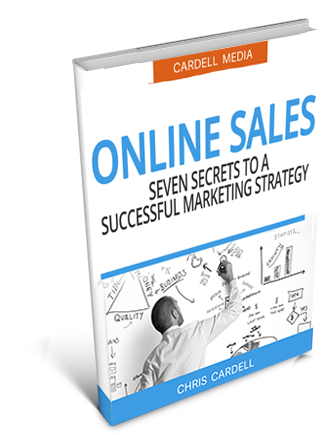 ONLINE SALES - SEVEN SECRETS TO A SUCCESSFUL MARKETING STRATEGY