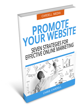 WEBSITE PROMOTION - SEVEN STRATEGIES FOR EFFECTIVE ONLINE MARKETING