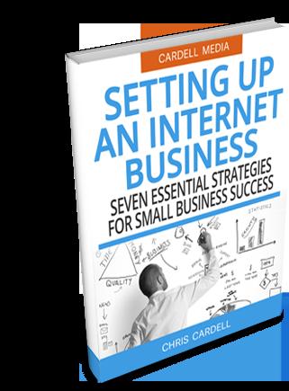 SET UP AN INTERNET BUSINESS - SEVEN ESSENTIAL MARKETING SECRETS
