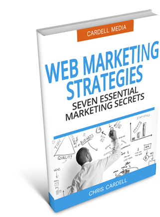 WEB MARKETING SERVICES - SEVEN ESSENTIAL MARKETING SECRETS