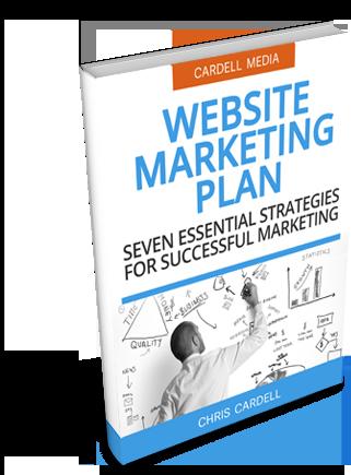 WEBSITE MARKETING PLAN - SEVEN ESSENTIAL STRATEGIES FOR SUCCESSFUL MARKETING