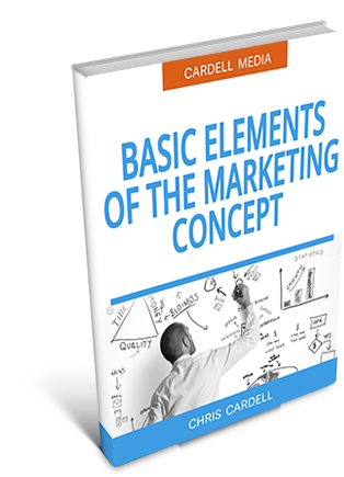 discuss the basic elements of the marketing concept